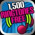 1500 Free Ringtones! -